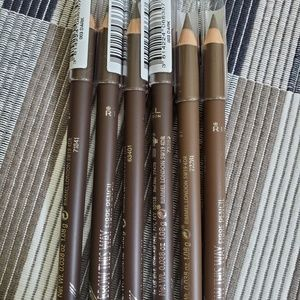 6 rimmel brow liners new